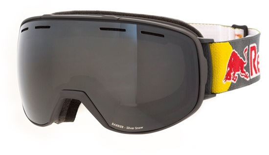 Obrázek z lyžařské brýle RED BULL SPECT BARRIER-003, matt anthracite/silver snow