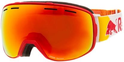Obrázek lyžařské brýle RED BULL SPECT BARRIER-006, matt red/red snow