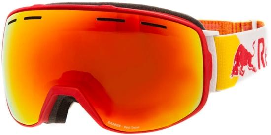 Obrázek z lyžařské brýle RED BULL SPECT BARRIER-006, matt red/red snow