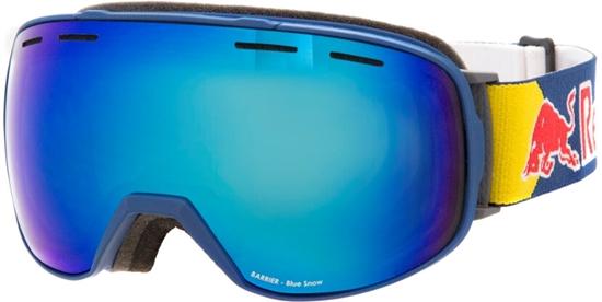 Obrázek z lyžařské brýle RED BULL SPECT BARRIER-007, matt blue/blue snow