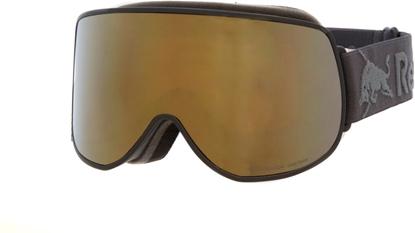 Obrázek lyžařské brýle RED BULL SPECT MAGNETRON EON-001, matt black/gold snow