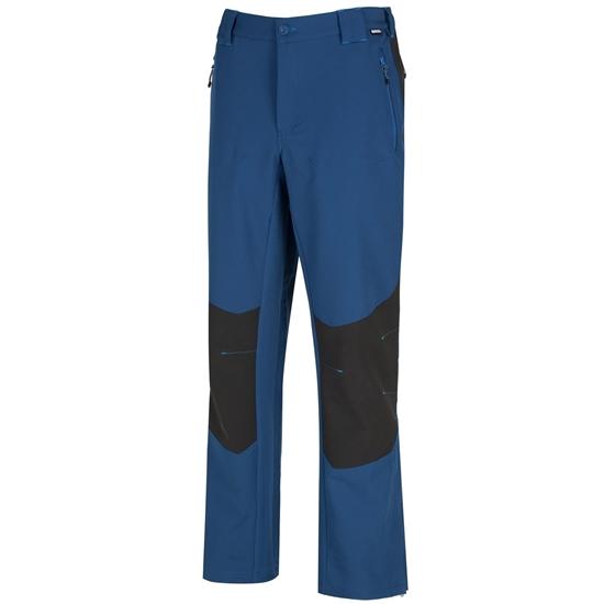 REGATTA QUESTRA pánské softshellové kalhoty