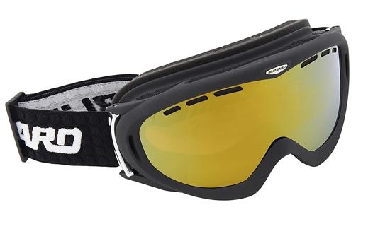 Obrázek z lyžařské brýle BLIZZARD Ski Gog. 905 MDAVZPO, black matt, honey2, gold mir., polar, AKCE