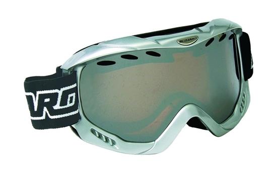 Obrázek z lyžařské brýle BLIZZARD BLIZ Ski Gog. 911 DAV, silver shiny, rosa1, AKCE