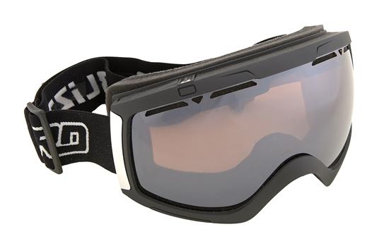 Obrázek z lyžařské brýle BLIZZARD Ski Gog. 918 MDAVZP, black matt, honey2, silver mirror, polarized, AKCE