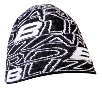 Obrázek čepice BLIZZARD Phoenix cap, black/white