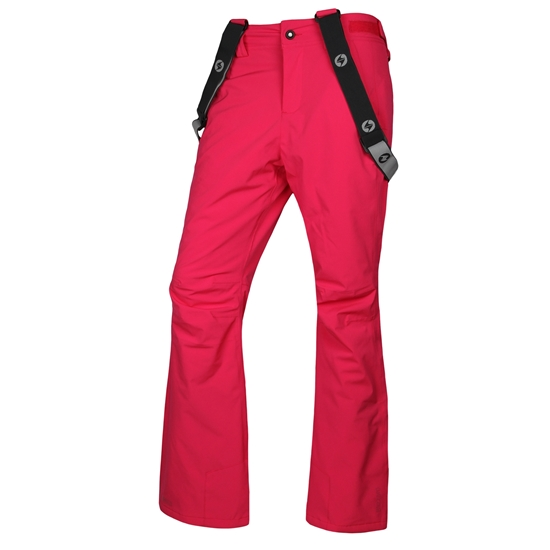 Obrázek z lyžařské kalhoty BLIZZARD Viva Ski Pants Flachau, magenta