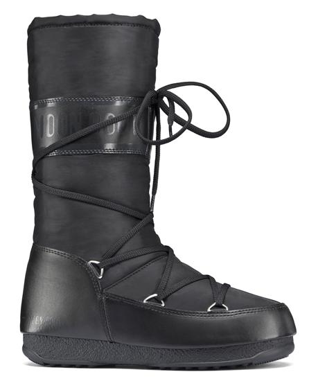 Obrázek z boty MOON BOOT WE SOFT SHADE, 001 black
