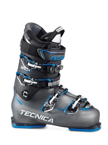 Obrázek z lyžařské boty TECNICA TECNICA Mach1 110 MV RT, tr. black/black, rental, 17/18