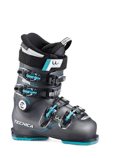 Obrázek z lyžařské boty TECNICA Mach1 95 W MV RT, tr. black/anthracite, rental, 17/18