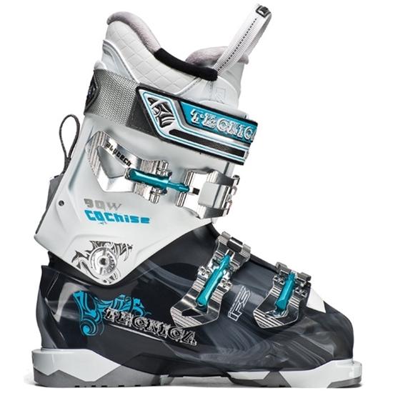 Obrázek z lyžařské boty TECNICA Cochise 90 W, smoke/white, AKCE