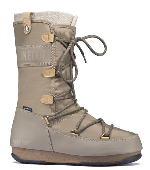 Obrázek z boty MOON BOOT MONACO FELT, 004 sand