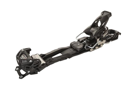Obrázek z lyžařské vázání TYROLIA vázání TYROLIA Adrenalin 16 long, without brake (B), solid black, 18/19