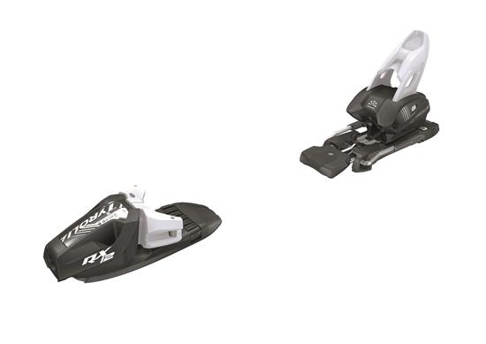 Obrázek z lyžařské vázání TYROLIA vázání TYROLIA RX 12, brake 95 (D), matt black/white, 18/19