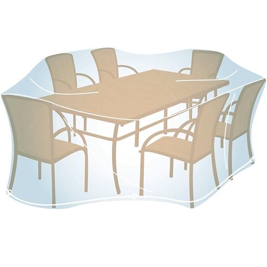 Obrázek z Ochranný obal na venkovní  nábytek velikosti L (obdélník)