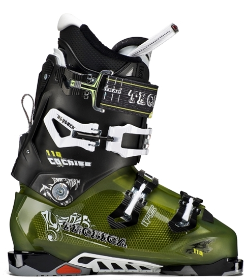 Obrázek z lyžařské boty TECNICA COCHISE 110, tr. green/black