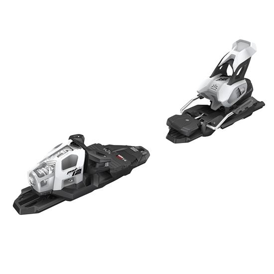 Obrázek z lyžařské vázání TYROLIA vázání TYROLIA PRD 12 MBS, brake 85 (F), matt white/black, 17/18 + deska Twin PR Base, black