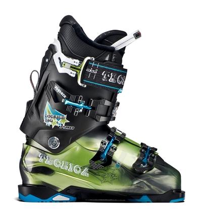 Obrázek lyžařské boty TECNICA COCHISE 130 PRO 98 mm, acid green/black