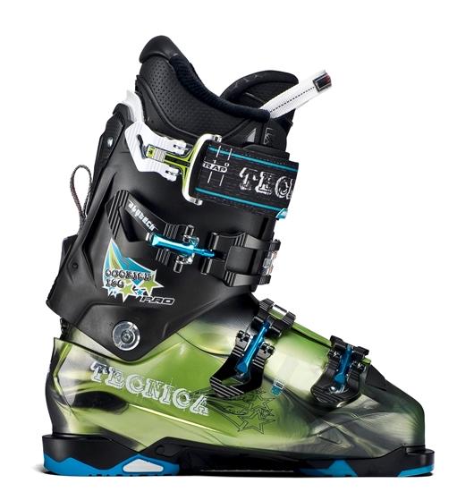 Obrázek z lyžařské boty TECNICA Cochise 130 Pro 98 mm, acid green/black, AKCE