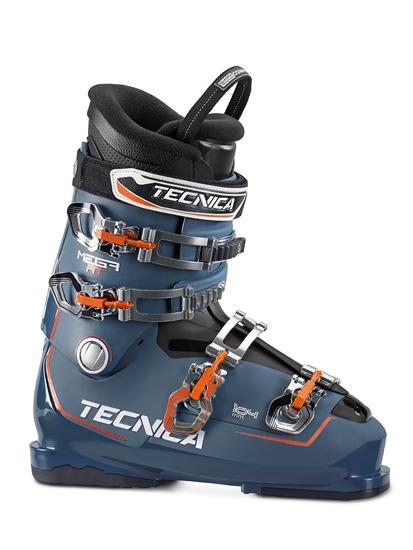 Obrázek z lyžařské boty TECNICA Mega RT, dark blue/black, rental, 18/19