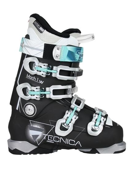 Obrázek z lyžařské boty TECNICA Mach1 95 XR W, black, AKCE