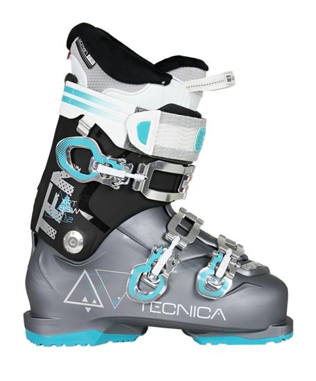 Obrázek z lyžařské boty TECNICA TECNICA TEN.2 85  X W C.A. RT, grey/black, rental, 16/17