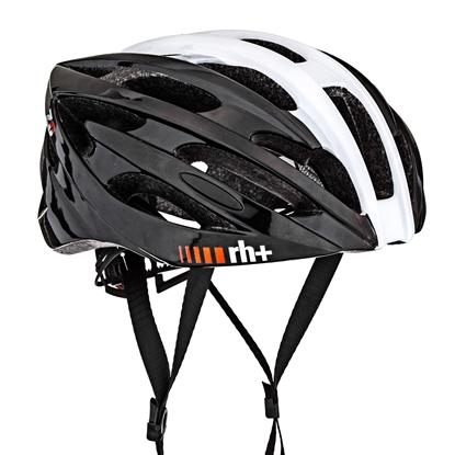 Obrázek helma RH+ Z Zero, shiny white/shiny grey/shiny black