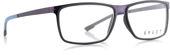 Obrázek z brýlové obruby SPECT ROLLER1-002, matt dark gun/grey
