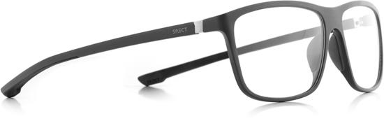 Obrázek z brýlové obruby SPECT SPECT Frame, SHIFT3-007, matt dark grey/matt dark grey/matt black rubber, 57-15-140