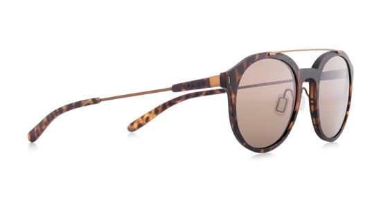 Obrázek z sluneční brýle SPECT SPECT Sun glasses, SHADWELL-001P, havanna/brown POL, 49-20-140