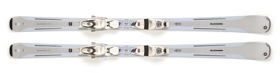 Obrázek z sjezdové lyže BLIZZARD Elevate 7.7, rental, 18/19 + vázání TLT 10 DEMO W, white/anthr./silver, 18/19