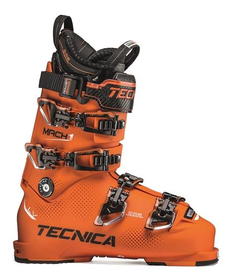 Obrázek z lyžařské boty TECNICA Mach1 130 LV, ultra orange, 18/19