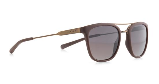 Obrázek z sluneční brýle SPECT Sun glasses, PATAGONIA-004P, brown/green gradient POL, 51-21-145