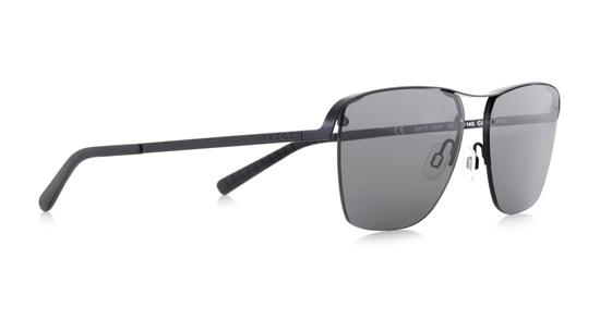 Obrázek z sluneční brýle SPECT SPECT Sun glasses, SKYE-004P, grey/green with silver flash POL, 55-14-140