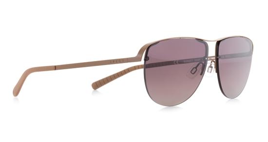 Obrázek z sluneční brýle SPECT SPECT Sun glasses, SUNSET-005P, gold/brown gradient with gold flash POL, 57-13-140
