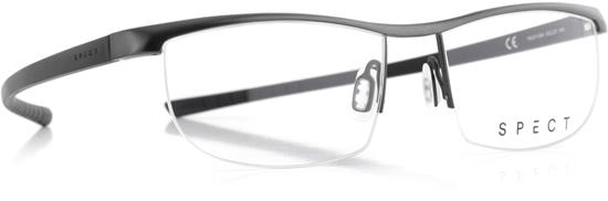 Obrázek z brýlové obruby SPECT SPECT Frame, HUG1-004, matt forest green/matt black, 55-17-145