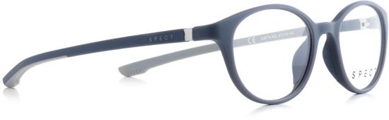 Obrázek z brýlové obruby SPECT SPECT Frame, SHIFT4-002, matt blue/light grey, 47-18-140