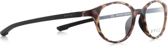 Obrázek z brýlové obruby SPECT SPECT Frame, SHIFT4-005, matt brown tortoise/black, 47-18-140