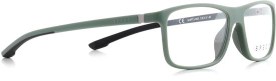 Obrázek z brýlové obruby SPECT Frame, SHIFT5-005, matt military green/black, 52-15-140
