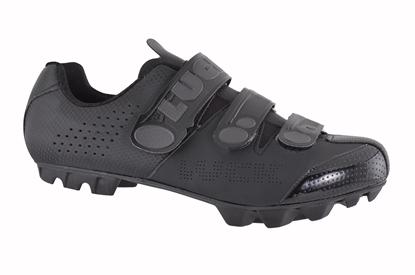 Obrázek cyklistické boty LUCK MATRIX cycling shoes, matte black