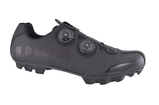 Obrázek z cyklistické boty LUCK LUCK PHANTOM cycling shoes, matte black