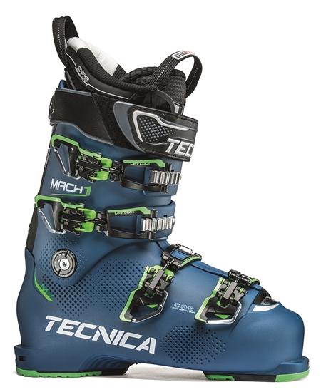 Obrázek z lyžařské boty TECNICA Mach1 120 MV, dark process blue, 18/19