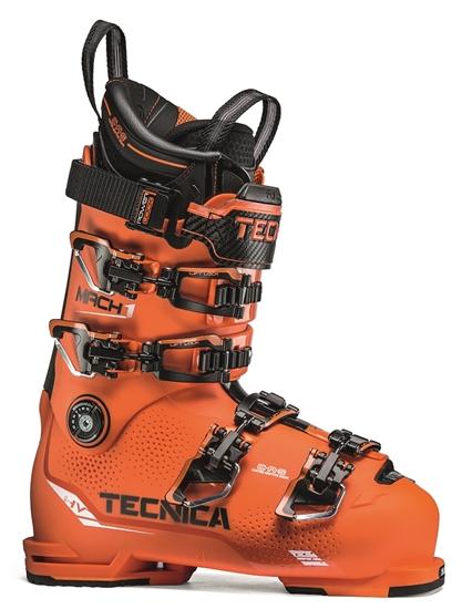 Obrázek z lyžařské boty TECNICA Mach1 130 HV, ultra orange, 18/19