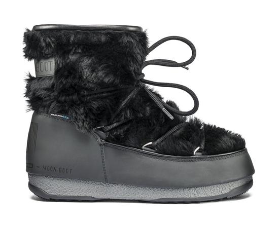 Obrázek z boty MOON BOOT WE MONACO LOW FUR, 001 black