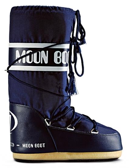 Obrázek z boty MOON BOOT NYLON, 002 blue