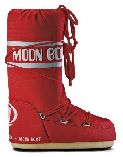Obrázek z boty MOON BOOT NYLON, 003 red