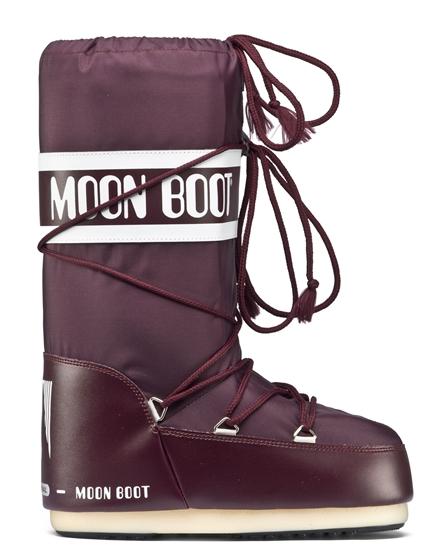 Obrázek z boty MOON BOOT NYLON, 074 burgundy