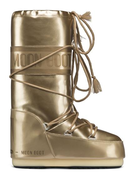 Obrázek z boty MOON BOOT VINYL MET, 003 gold