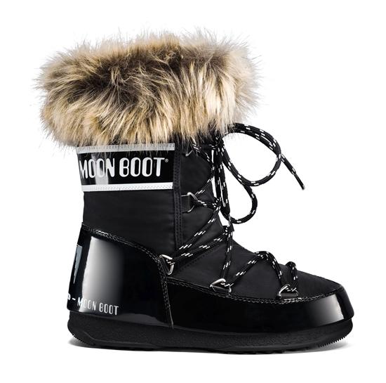Obrázek z boty MOON BOOT WE MONACO LOW, 001 black