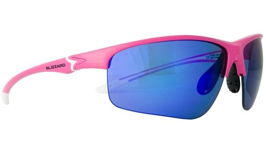 Obrázek z sluneční brýle BLIZZARD sun glasses PC651-003 pink shiny, 70-20-142